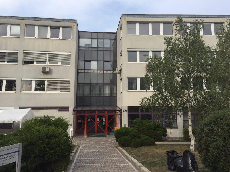 DPC | Ideale Bürofläche mit Terrasse und optimaler Verkehrsanbindung